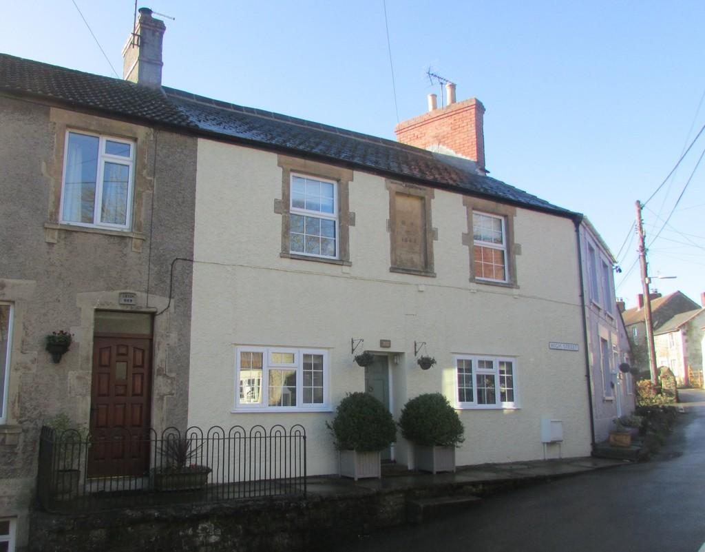 3 Bedrooms Terraced House for sale in High Street, Lower Coleford