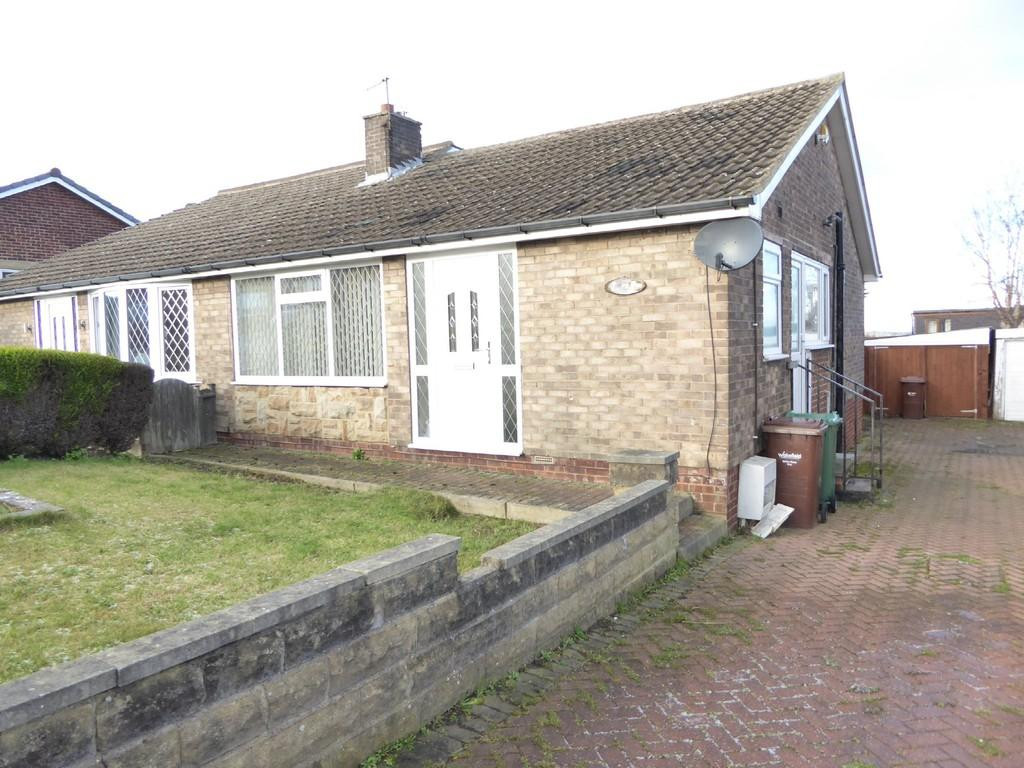 2 Bedrooms Semi Detached Bungalow for sale in Oakland Drive, Netherton