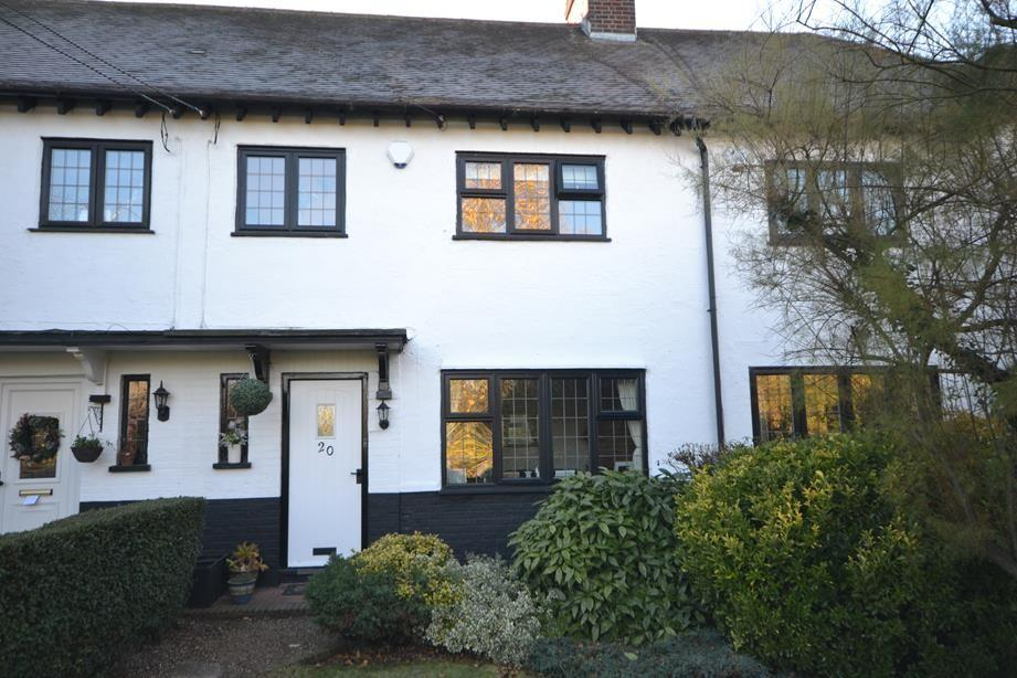 2 Bedrooms Terraced House for sale in Church Lane, Great Warley, Brentwood, Essex, CM13