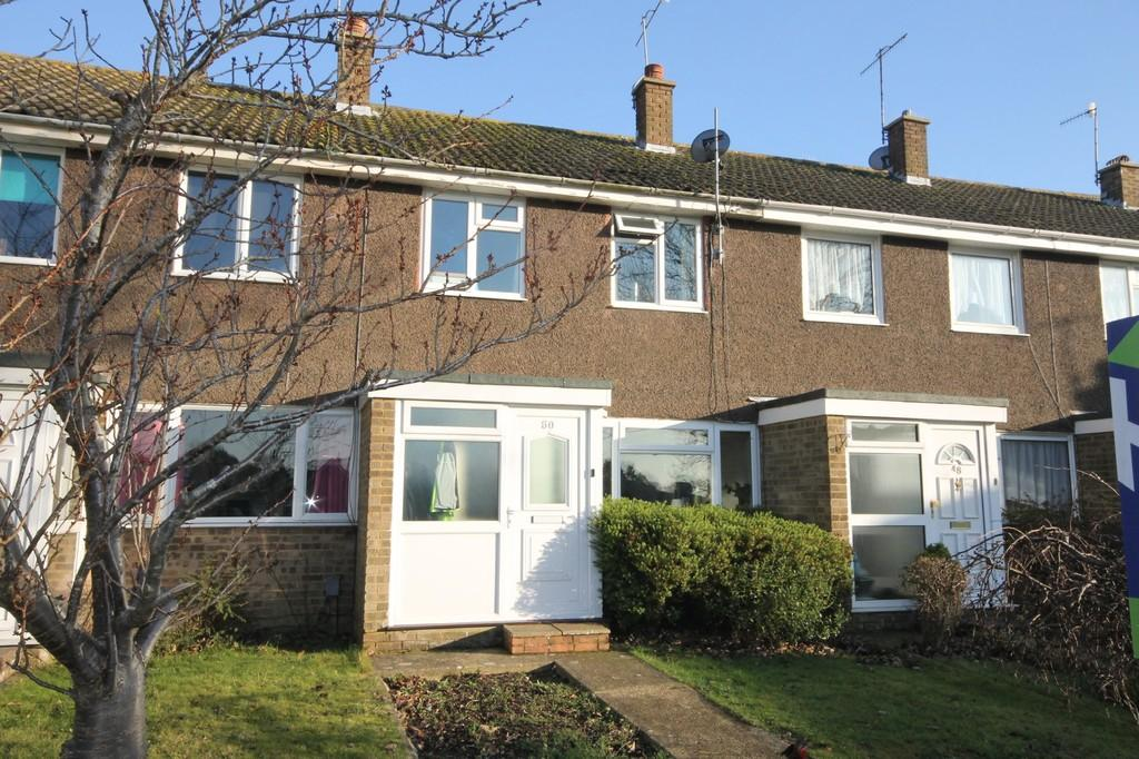 3 Bedrooms Terraced House for sale in Downsway, Shoreham-by-Sea