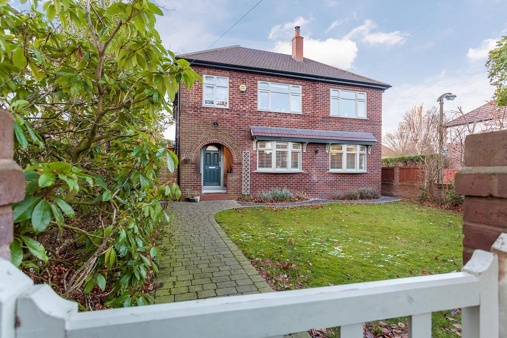 5 Bedrooms Detached House for sale in Knutsford Road, Wilmslow