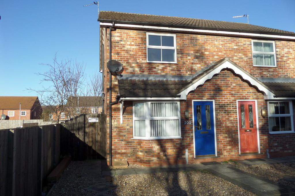 2 Bedrooms Semi Detached House for sale in Sandsfield Lane, Gainsborough