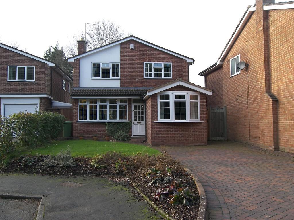 4 Bedrooms Detached House for sale in Copstone Drive, Dorridge