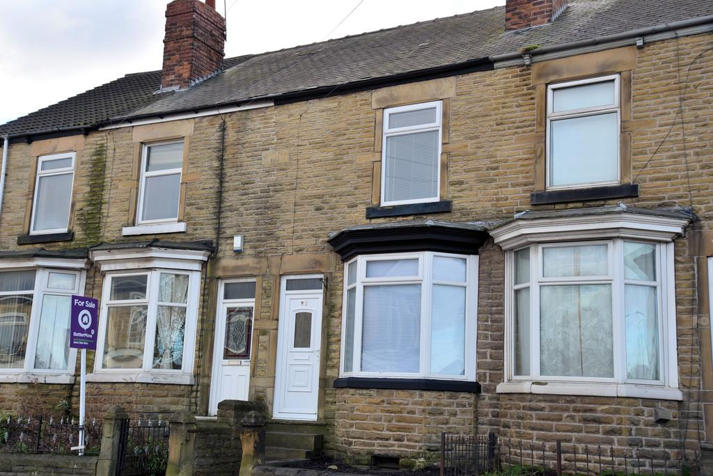 3 Bedrooms Terraced House for sale in Doncaster Road, Wath Upon Dearne