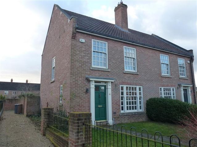 3 Bedrooms Semi Detached House for sale in Garrod Approach, Melton Park, Woodbridge