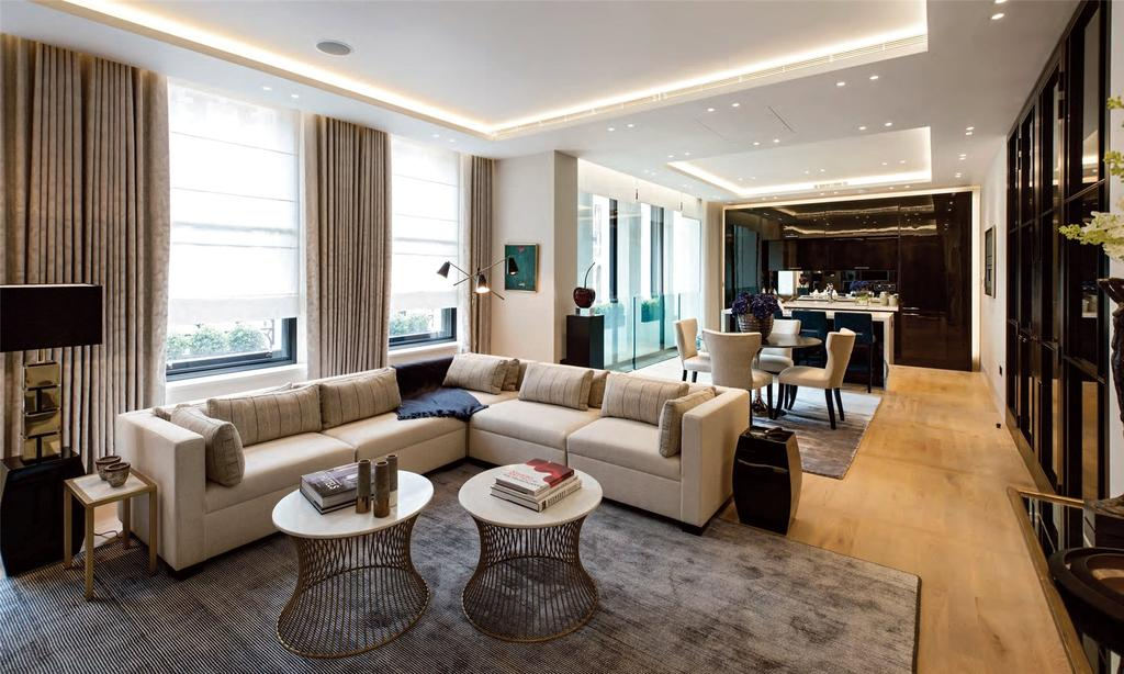 3 Bedrooms Flat for sale in Pall Mall, London