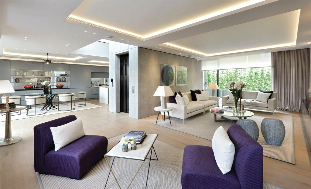 4 Bedrooms Penthouse Flat for sale in Pall Mall, London