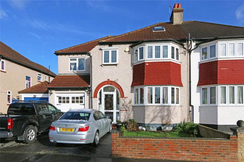 4 Bedrooms Semi Detached House for sale in The Chase, London, SW16