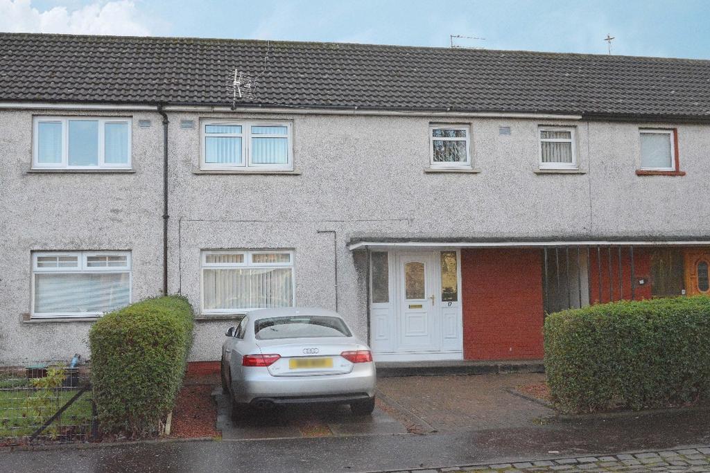 3 Bedrooms Terraced House for sale in Strowan Square, Grangemouth, Falkrik, FK3 9HH