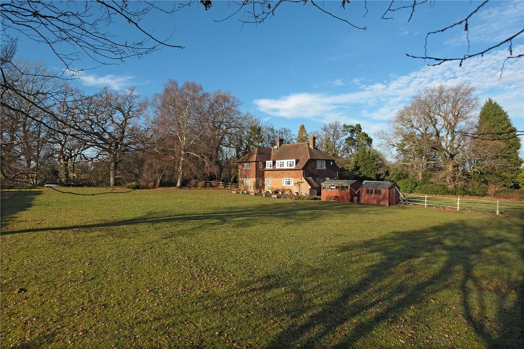 3 Bedrooms Equestrian Facility Character Property for sale in The Lane, Fordcombe, Tunbridge Wells, Kent, TN3