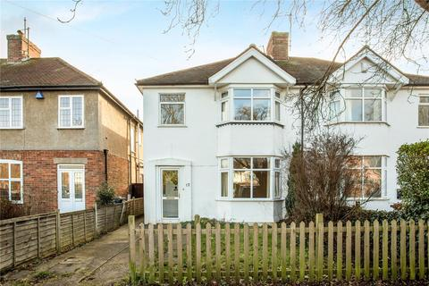 3 bedroom semi-detached house to rent - Wentworth Road, Oxford, OX2