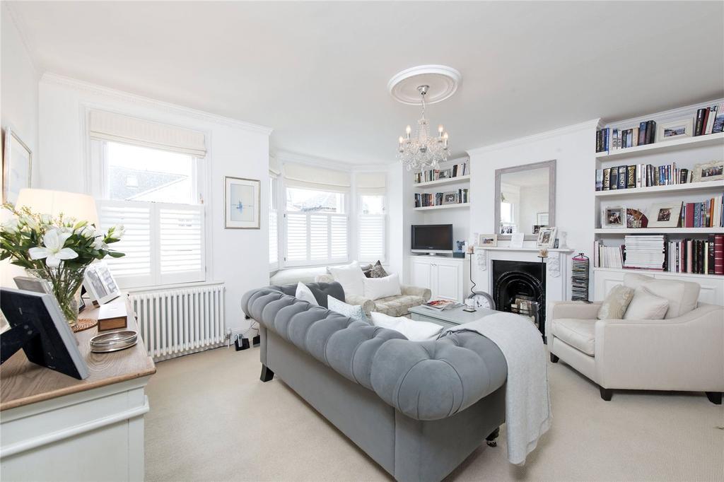 2 Bedrooms Flat for sale in Belleville Road, London, SW11