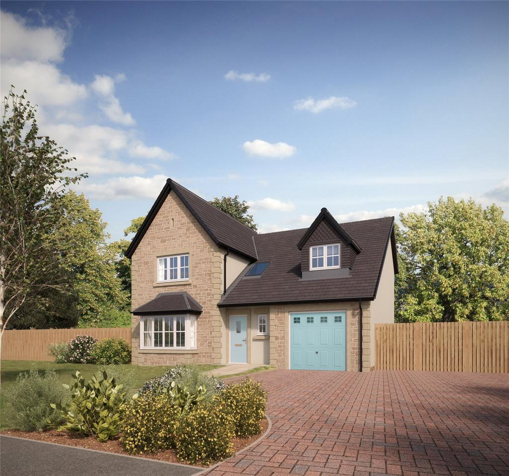 4 Bedrooms Detached House for sale in Pendleton Grange, Clitheroe, Lancashire, BB7