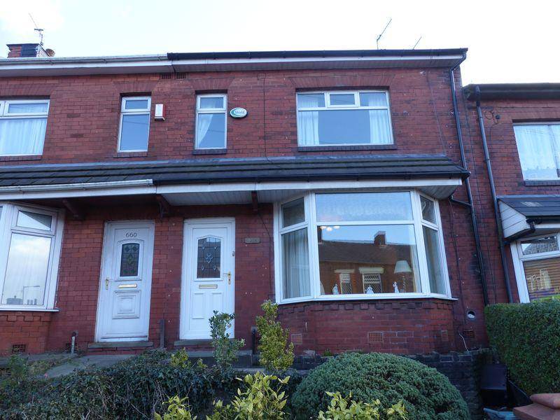 3 Bedrooms Terraced House for sale in Ripponden Road, Moorside
