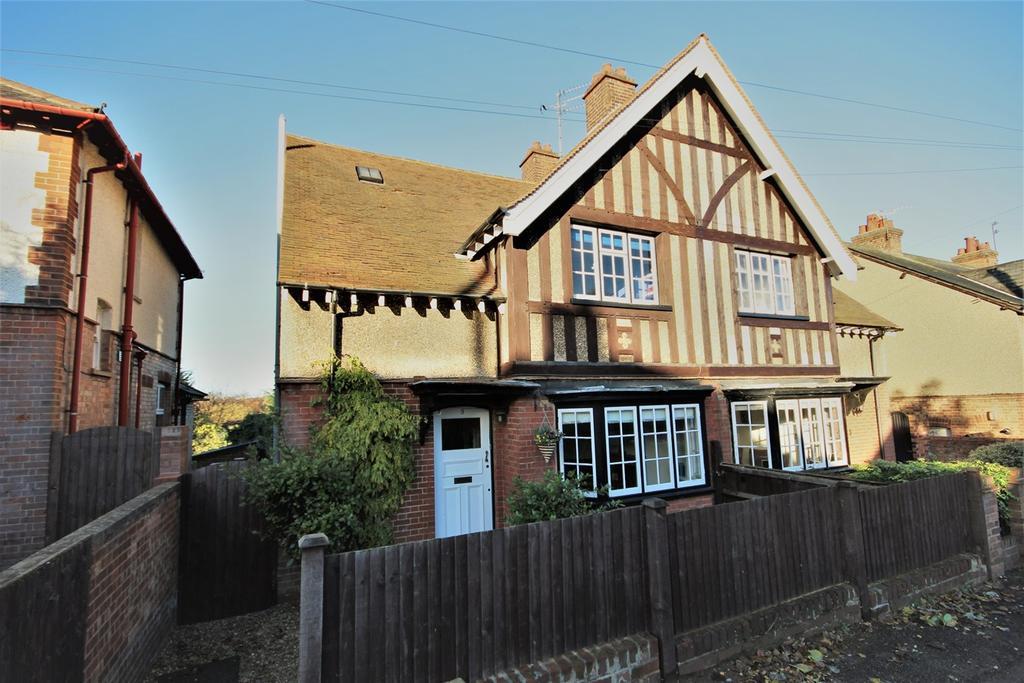 4 Bedrooms Semi Detached House for sale in Crayton Road, Ampthill, Bedfordshire, MK45
