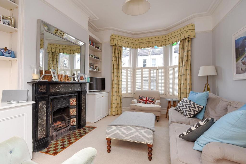 3 Bedrooms Terraced House for sale in Aslett Street, Earlsfield, SW18