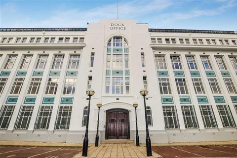 1 bedroom duplex to rent - Dock Office, Salford Quays, M50