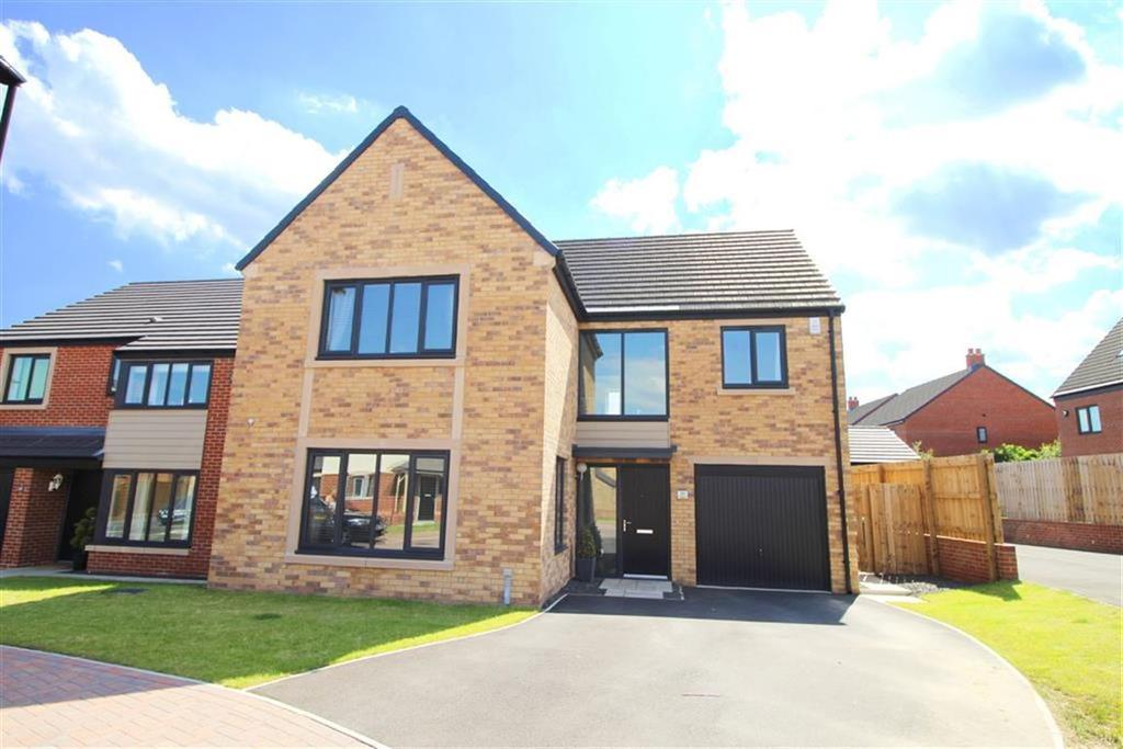 4 Bedrooms Detached House for sale in Fenchurch Close, Newcastle Upon Tyne, NE13