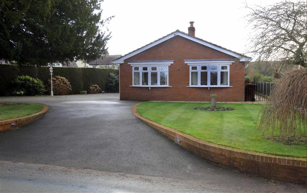 3 Bedrooms Detached Bungalow for sale in New Road, Nantwich, Cheshire