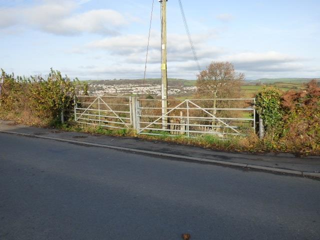 Land Commercial for sale in Llangunnor, Carmarthen