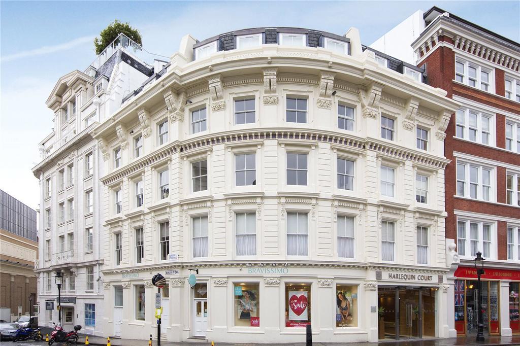 2 Bedrooms Apartment Flat for sale in Tavistock Street, Covent Garden, WC2E