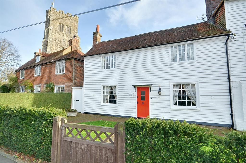 3 Bedrooms Semi Detached House for sale in The Street Wittersham, Tenterden
