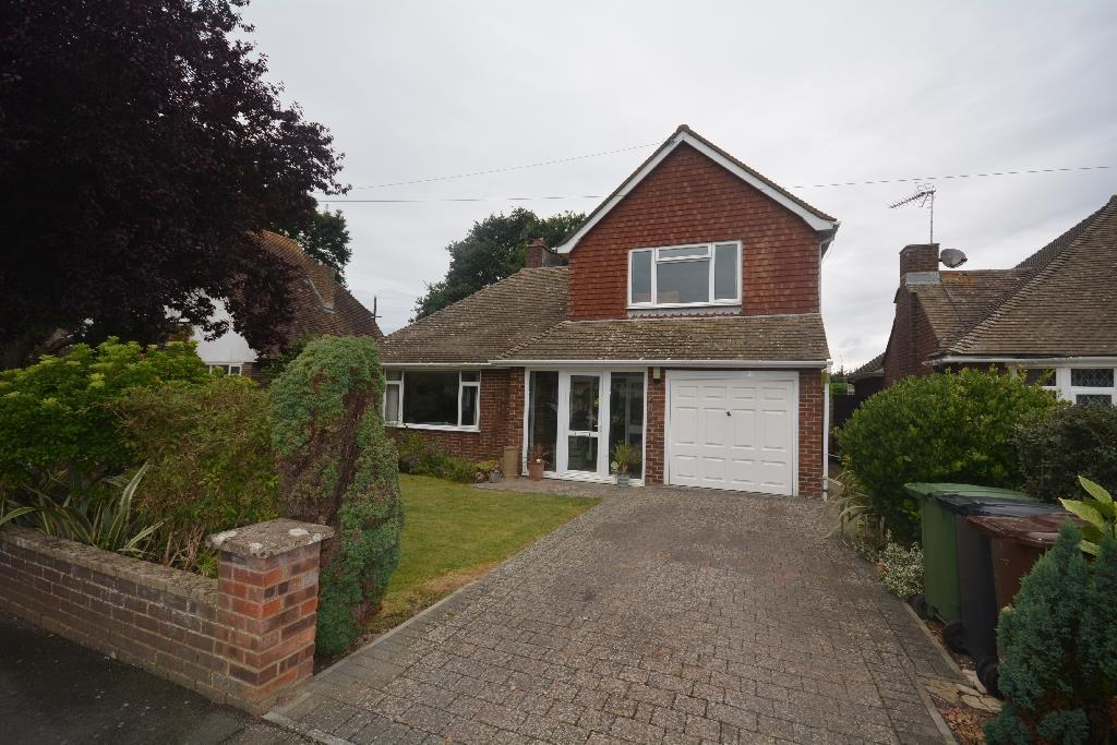 3 Bedrooms Detached House for sale in Oakleigh Road, Bexhill-On-Sea