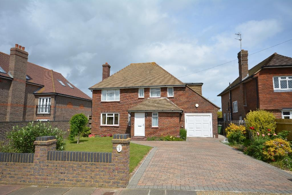 3 Bedrooms Detached House for sale in Pages Avenue, Bexhill-On-Sea