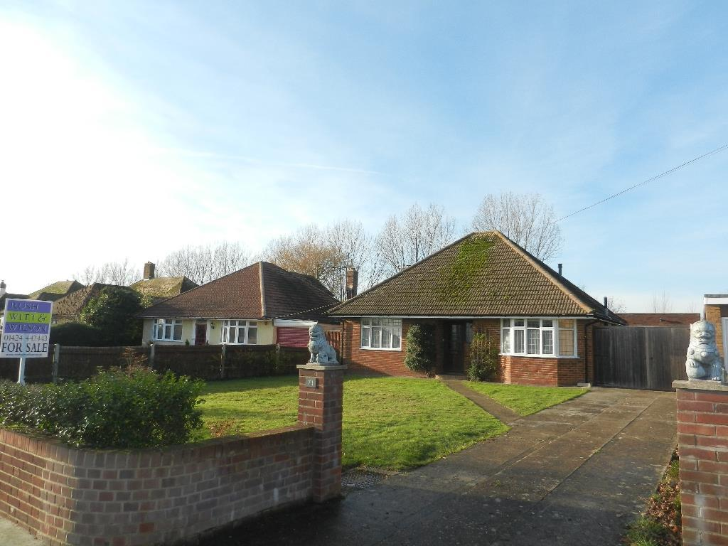 2 Bedrooms Bungalow for sale in Harley Shute Road, St. Leonards-On-Sea