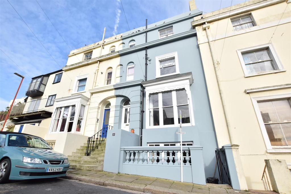 5 Bedrooms Semi Detached House for sale in West Ascent, St. Leonards-On-Sea