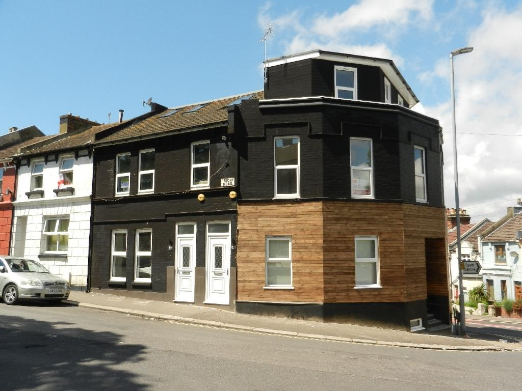 1 Bedroom Flat for sale in Priory Road, Hastings