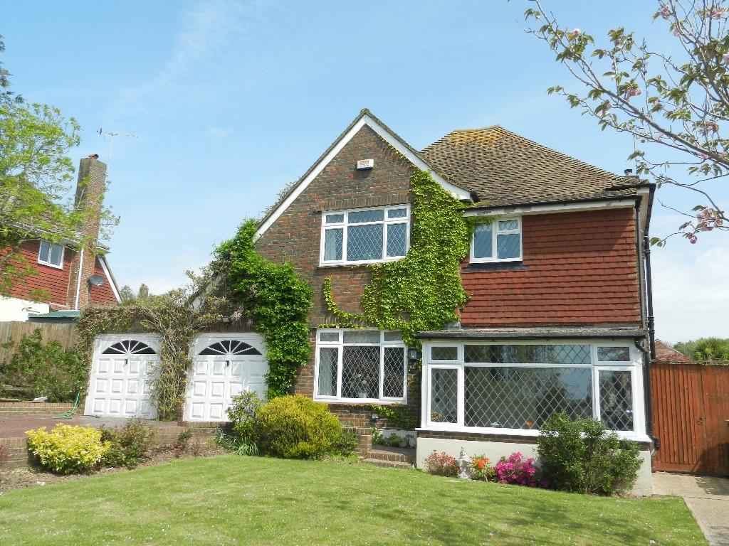4 Bedrooms Detached House for sale in Gillsmans Hill, St. Leonards-On-Sea