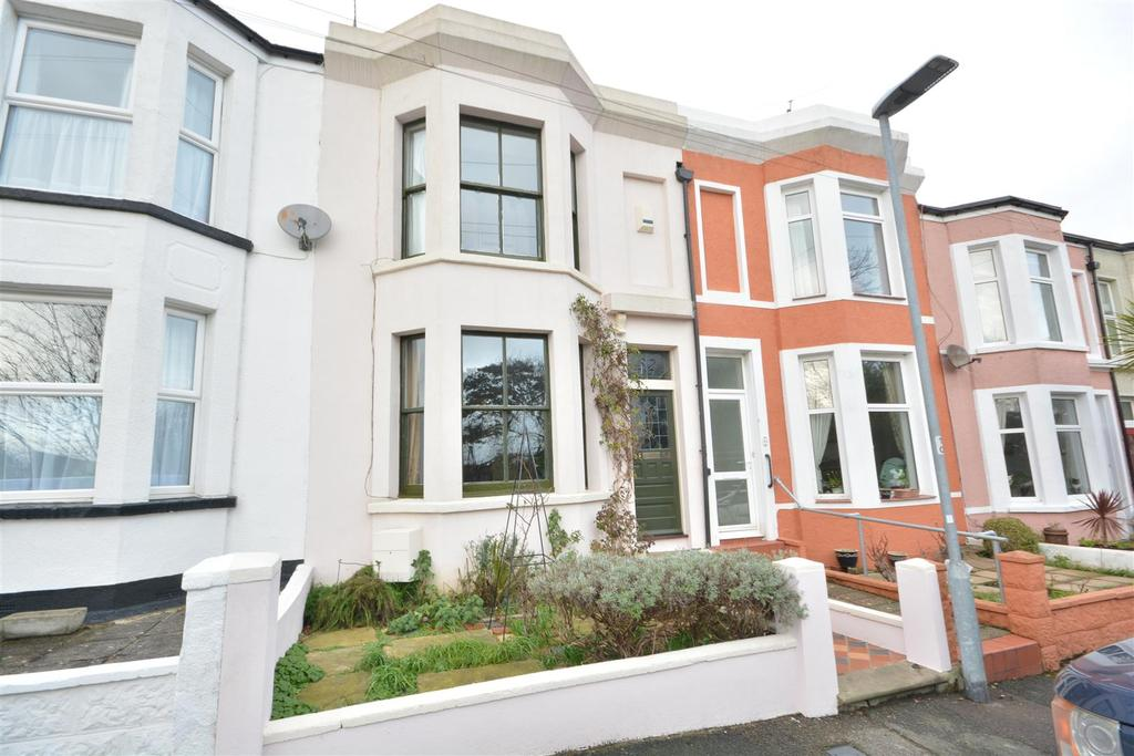 3 Bedrooms Semi Detached House for sale in Alma Terrace, St. Leonards-On-Sea