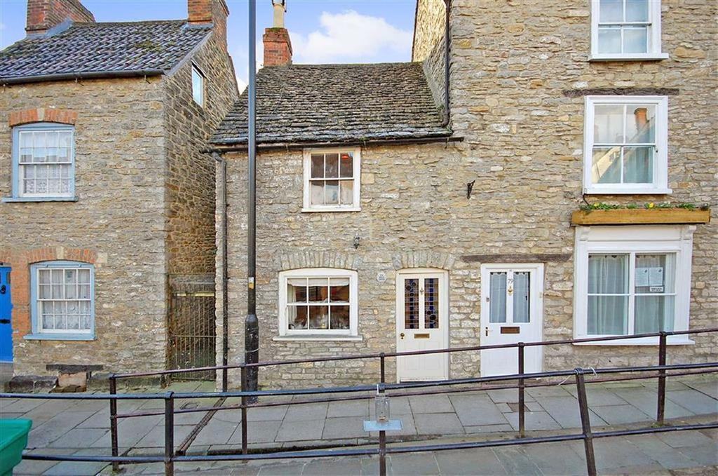 2 Bedrooms Semi Detached House for sale in The Dolls House, 81, High Street, Malmesbury