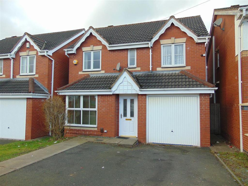 4 Bedrooms Detached House for sale in Wood Lane, Pelsall
