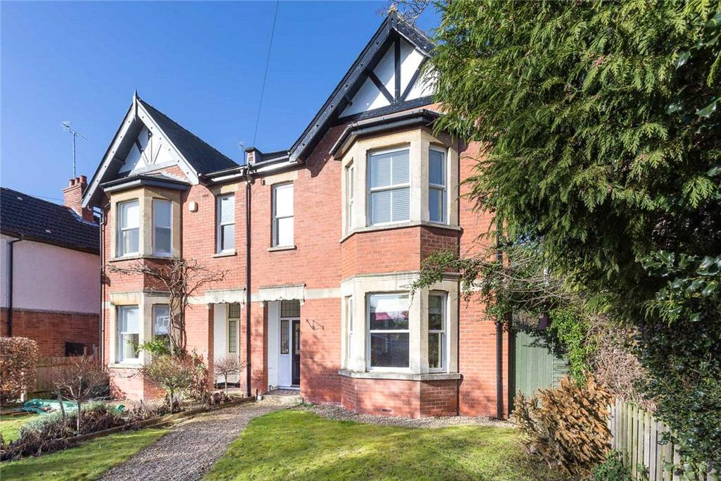 5 Bedrooms Semi Detached House for sale in Old Bath Road, Cheltenham, Gloucestershire, GL53