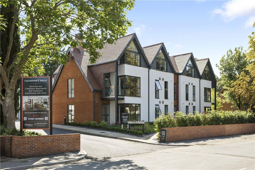 2 Bedrooms Flat for sale in Catherine's Walk, Chestnut Avenue, Guildford, GU2