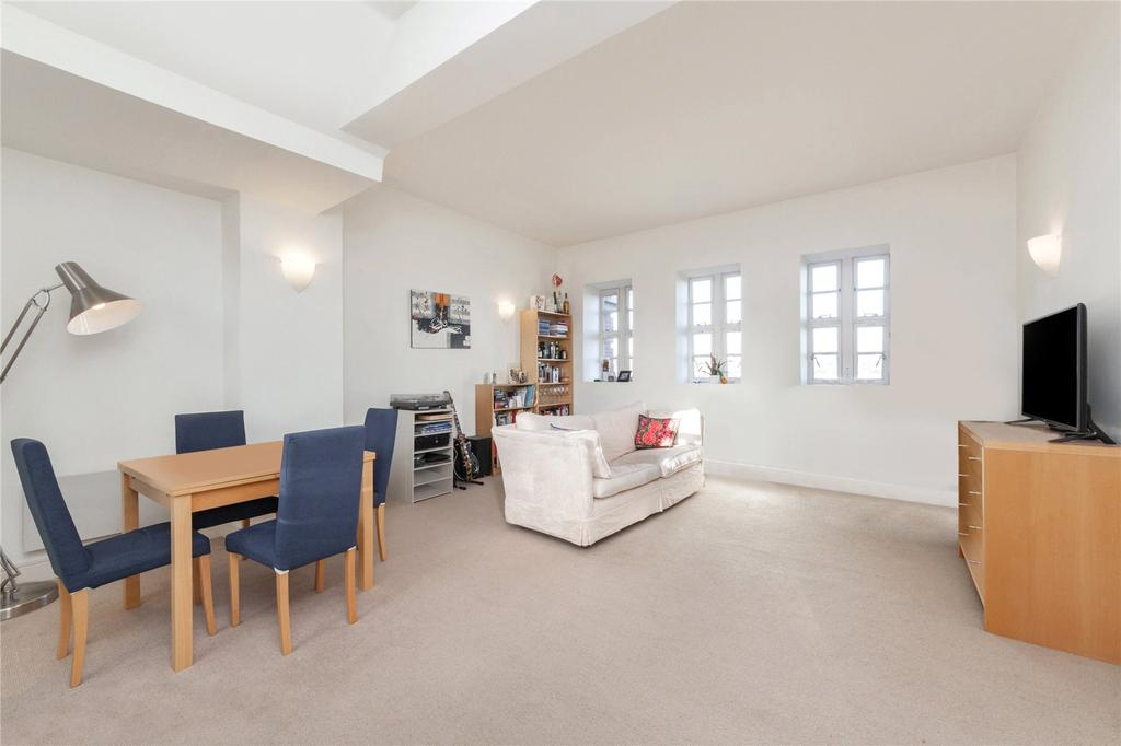 1 Bedroom Flat for sale in The Beaux Arts Building 10-18, Manor Gardens, London