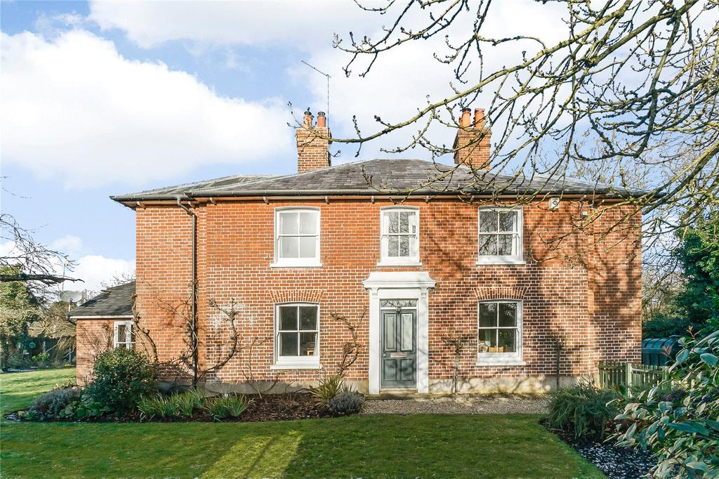 5 Bedrooms Detached House for sale in Dean Copse Road, Sulhampstead, Reading, Berkshire