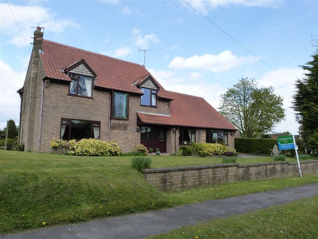 5 Bedrooms Detached House for sale in Pocklington Lane, Huggate