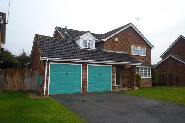 4 Bedrooms Detached House for sale in Ashdale Park, Wisbech, PE13
