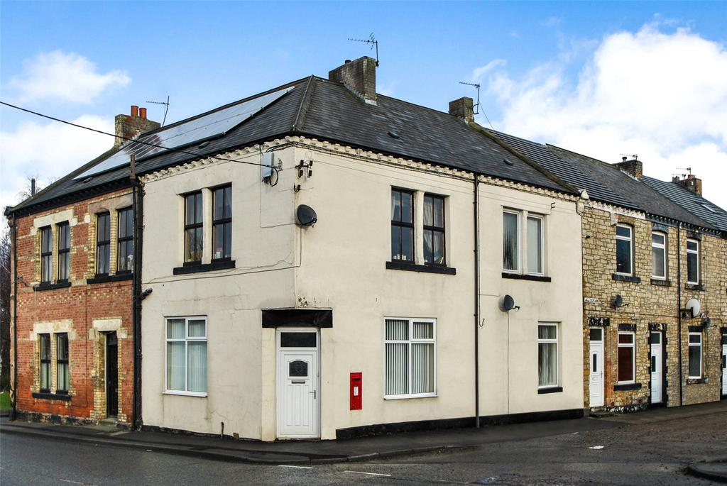 2 Bedrooms Terraced House for sale in Wellington Row, Philadelphia, Tyne and Wear, DH4