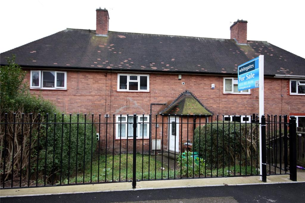 3 Bedrooms Terraced House for sale in Leybourne Drive, Bestwood Park, Nottingham, NG5