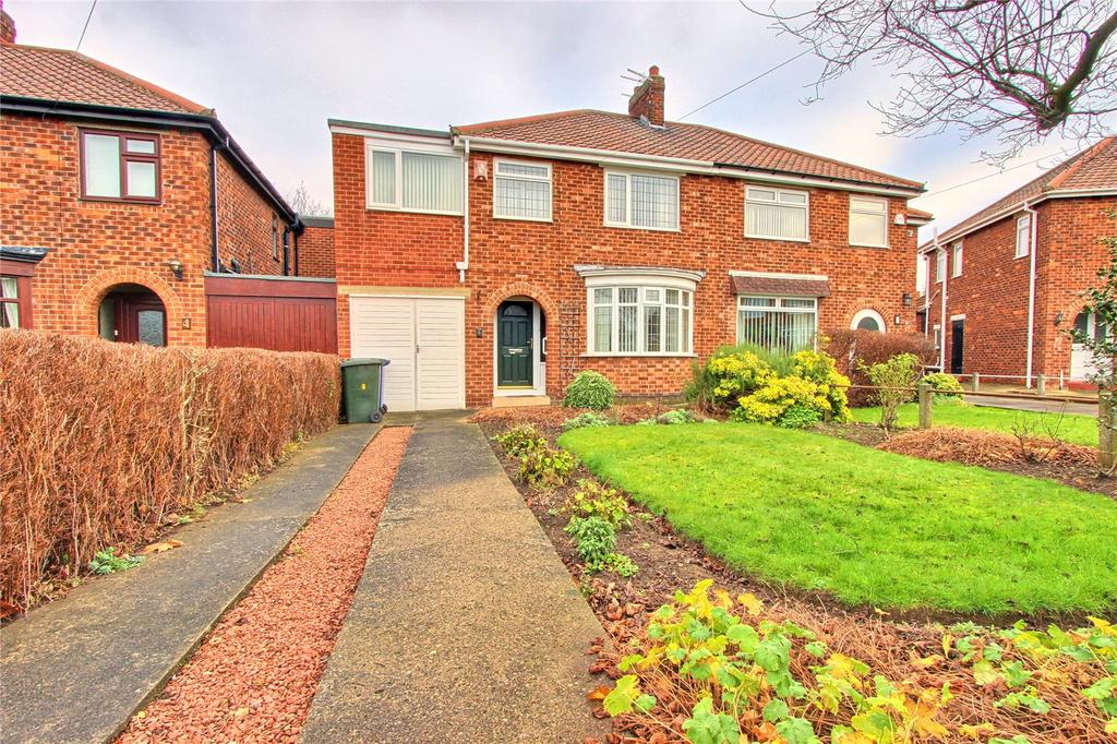 3 Bedrooms Semi Detached House for sale in Thirlmere Crescent, Normanby