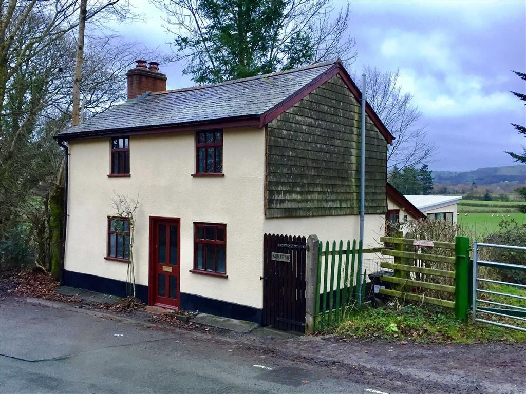 1 Bedroom Cottage House for sale in Minafon, Penygreen Road, Llanidloes, Powys, SY18