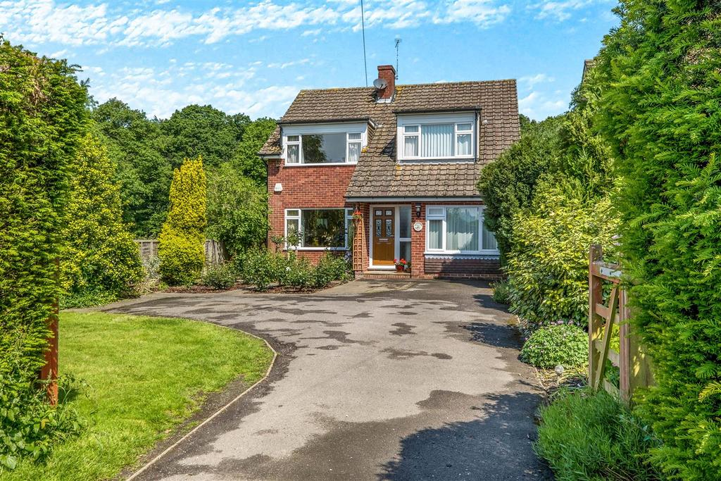 4 Bedrooms Detached House for sale in White Horse Lane, Otham, Maidstone