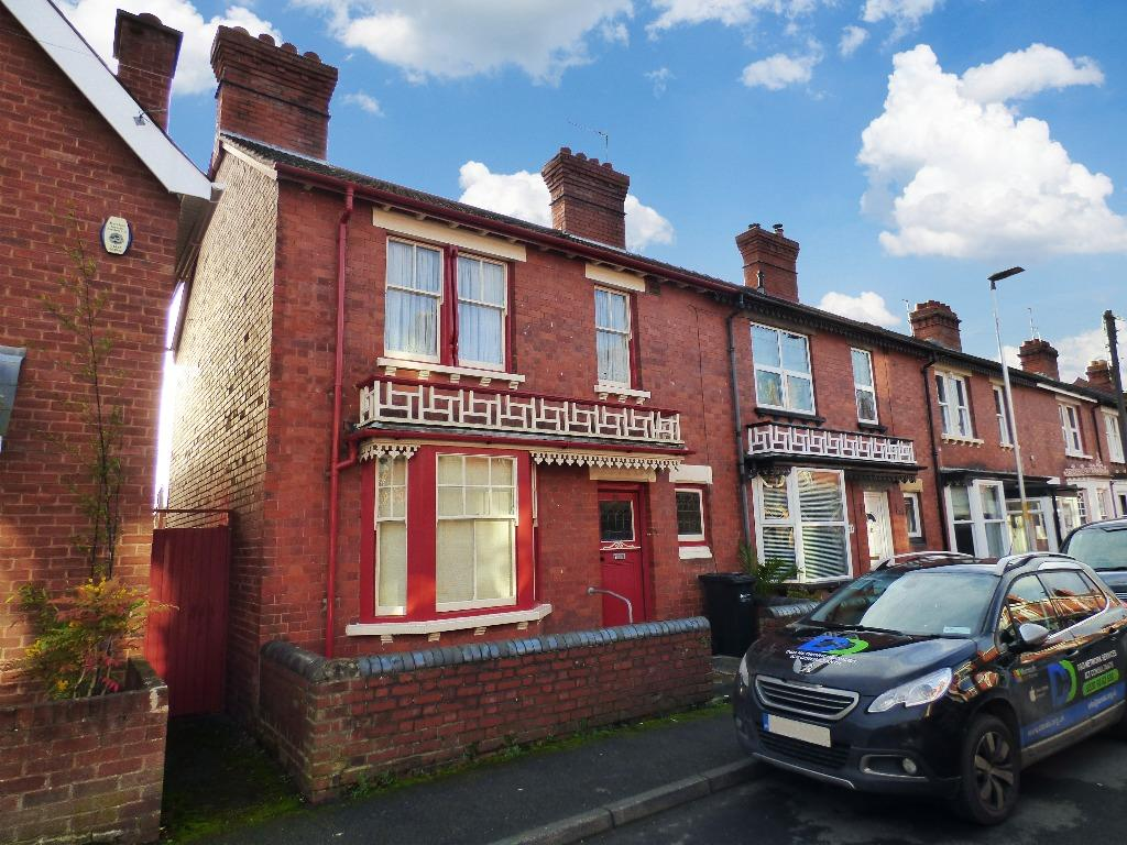 3 Bedrooms End Of Terrace House for sale in Baysham Street, Whitecross, Hereford