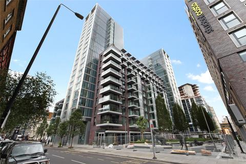 2 bedroom flat to rent - Satin House, 15 Piazza Walk, London