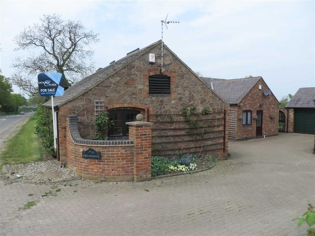 4 Bedrooms Detached Bungalow for sale in Leicester Lane, Desford