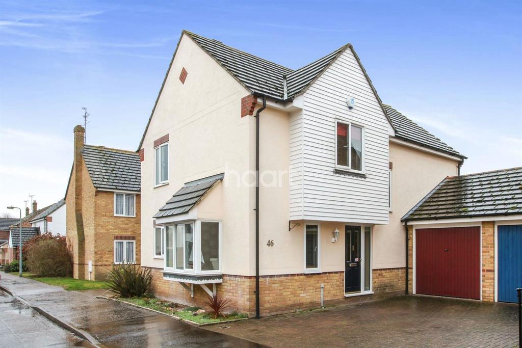 4 Bedrooms Detached House for sale in Riverside Way, Kelvedon, CO5